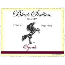 Black Stallion Winery-Syrah