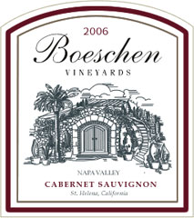 Boeschen Vineyards-Cabernet