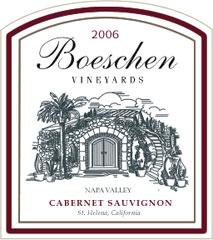 Boeschen Vineyards-Cabernet
