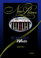 New River Winery-Bohemia White