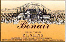 Bonair Winery-Riesling