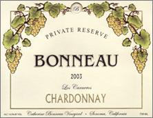 Bonneau Carneros Chardonnay