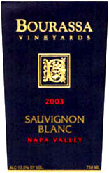 Bourassa Vineyards Napa Valley Wine