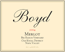 Boyd Family Vineyard