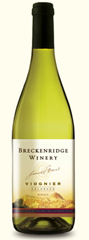 Breckenridge Winery Colorado Viognier