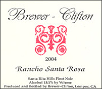 Brewer-Clifton Pinot Noir
