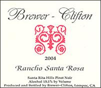 Brewer-Clifton Pinot Noir