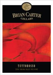 Brian Carter Cellars-Tuttorosso