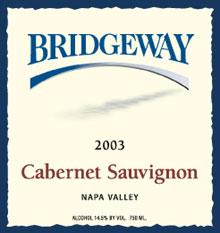 Bridgeway Cellars-Cabernet Sauvignon