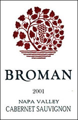 Broman Cellars-Cabernet Sauvignon
