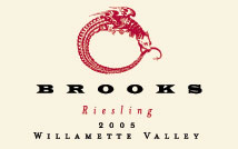 Brooks Winery-Riesling