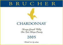 Brucher Winery - Chardonnay