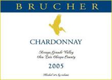 Brucher Winery - Chardonnay