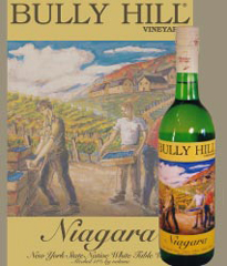 Bully Hill Vineyards-Niagara