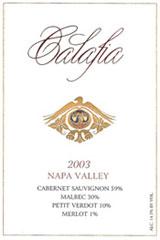 Calafia Cellars-Blend