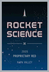 caldwell vineyards-Rocket Science
