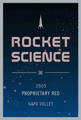 caldwell vineyards-Rocket Science