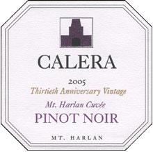 Calera Wine Pinot Noir