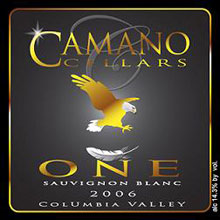 Camano Cellars-Sauvignon Blanc