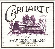 Carhartt Vineyard-Sauvignon Blanc