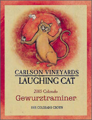 Carlson Vineyards Gewurztraminer