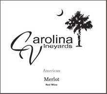 Carolina Vineyards-Merlot