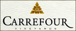 Carrefour Vineyards - Napa Valley Wines