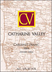 Catharine Valley Winery-Cabernet Franc