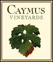 Caymus Vineyards Wine Logo