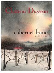 Chateau Dusseau-Cabernet Franc