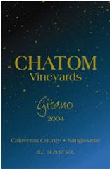 Chatom Vineyards - Sangiovese