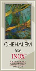Chehalem-INOX Chardonnay
