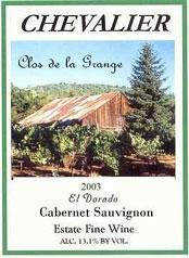 Chevalier Winery-Cabernet Sauvignon
