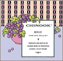 Chinook Wines-Merlot