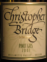 Christopher Bridge Cellars-Pinot Gris