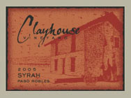 Clayhouse Vineyard-Syrah
