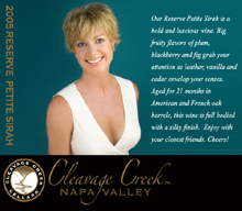 Cleavage Creek Cellars-Petite Sirah