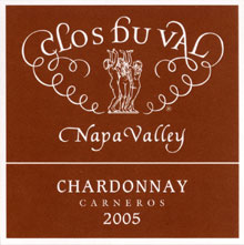 Clos Du Val Winery-Chardonnay