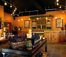 Consilience Winery tasting room