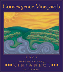 Convergence Vineyards Zinfandel