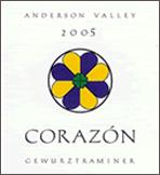 Corison Winery-Gewurztraminer