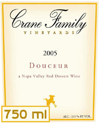 Crane Family Vineyards-Douceur