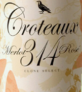 Croteaux Vineyards-Rose