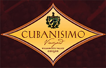 Cubanisimo Vineyards Oregon
