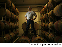 Duane Dappen -- D-cubed Cellars winemaker