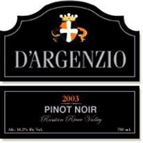 D'Argenzio Winery