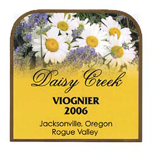 Daisy Creek Vineyard-Viognier