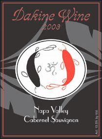 Dakine Wine - Napa Valley