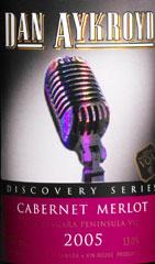 Dan Aykroyd Winery-Cabernet Merlot