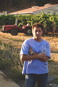 Jeriko Estate winemaker, Danny Fetzer